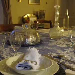 Table d'hôtes au Clos de la Garenne