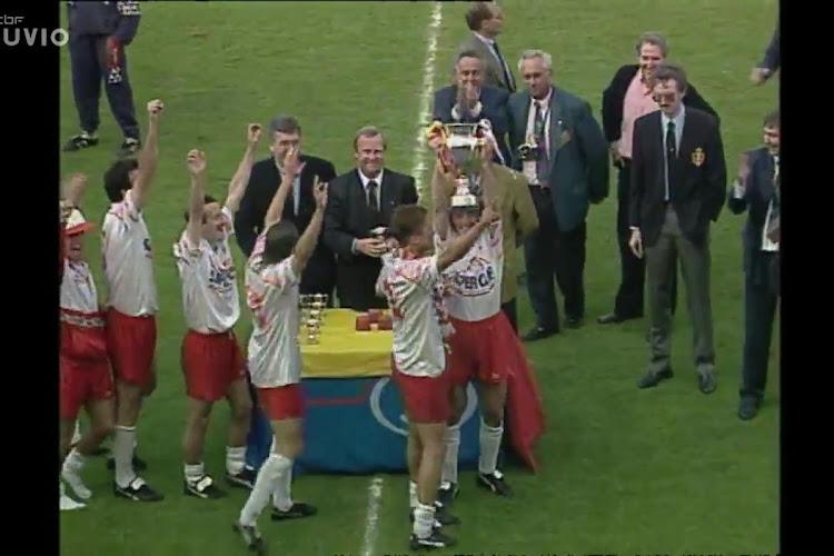 🎥 Preud'homme, Leekens, Albert, Czerniatynski, Svilar: la dernière victoire de l'Antwerp en Coupe ne date pas d'hier