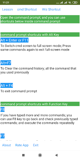 CMD 130+ Best Commands Pro App Report on Mobile Action - App Store