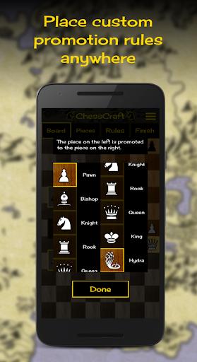 ChessCraft 1.8.1 screenshots 4