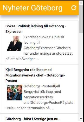 Nyheter Göteborg