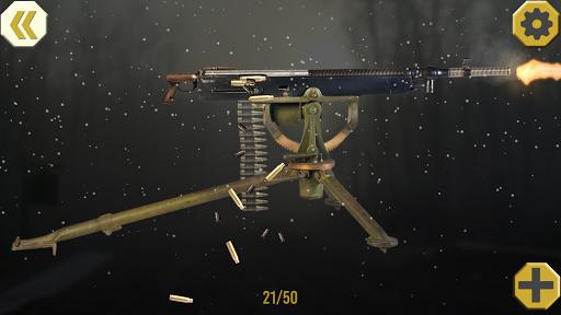 機関銃シミュレータ 2