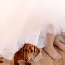 Wedding photographer Alina Danilova (Alina). Photo of 27.06.2018