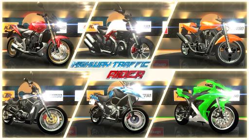 Highway Traffic Rider 1.7.8 screenshots 10