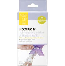 Xyron 150 Refill Cartridge 1.5´X20 Ft Repositionable