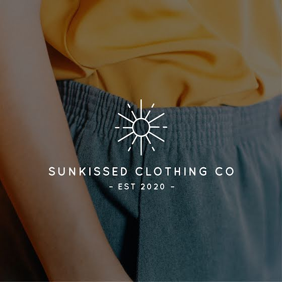 Sunkissed Clothing Co. - Logo Template