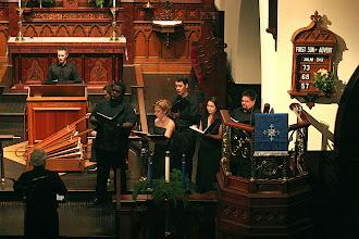 Photo: Dec. 2006: Sacred Music from Italy & Germany. St. John's Episcopal Church.