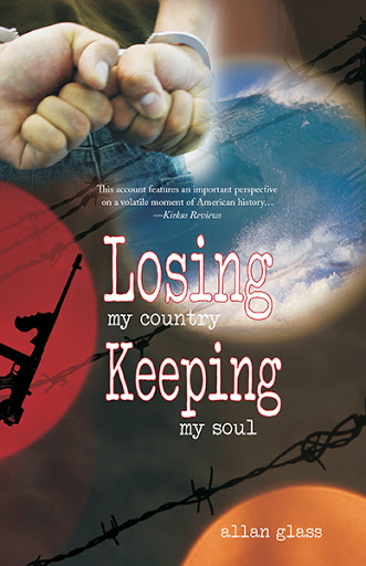 Losing My Country, Keeping My Soul cover