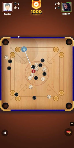 Carrom Master : New Carrom Board Pool Game 1.0.01 screenshots 6