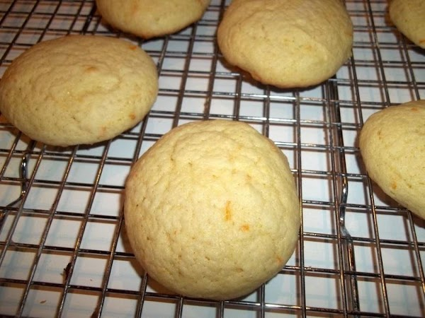 Drop by teaspoonful on a lightly greased baking sheet.  Bake for 8 - 10 minutes...
