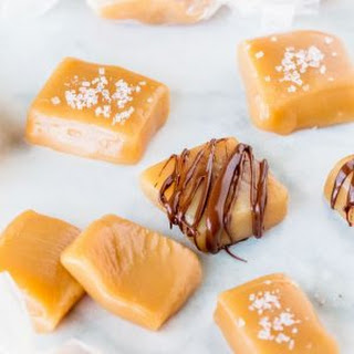 Microwave Caramels.