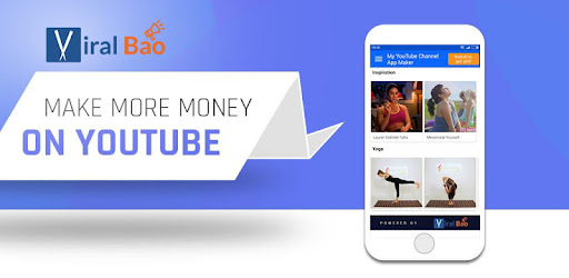 My YouTube Channel App Maker: Create a Channel App - Apps on