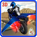 Flying Bike - Traffic Rider icon