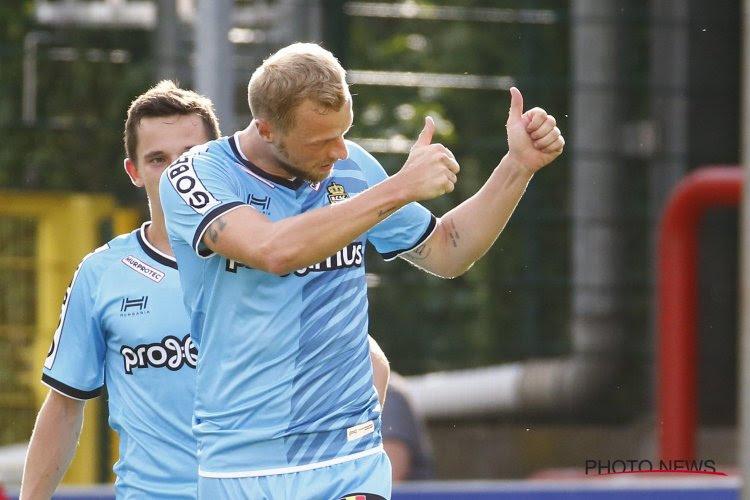 """Pollet est motivé avant d'affronter Anderlecht :"""" Je revois un peu la lumière"""""""
