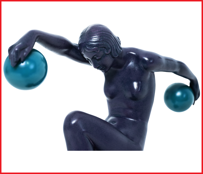 Statues Clipping Path