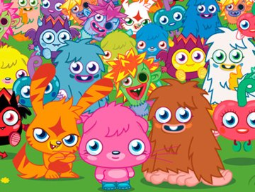 Moshi Monster Music