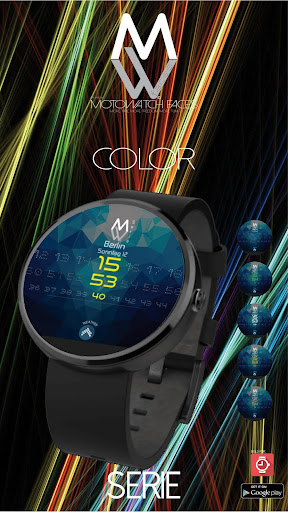 MW® Moto Watch Faces - Serie