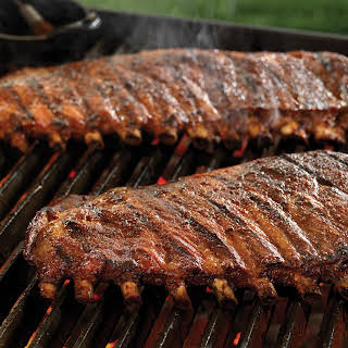 Sweet, Spicy, and Smoky Spareribs.