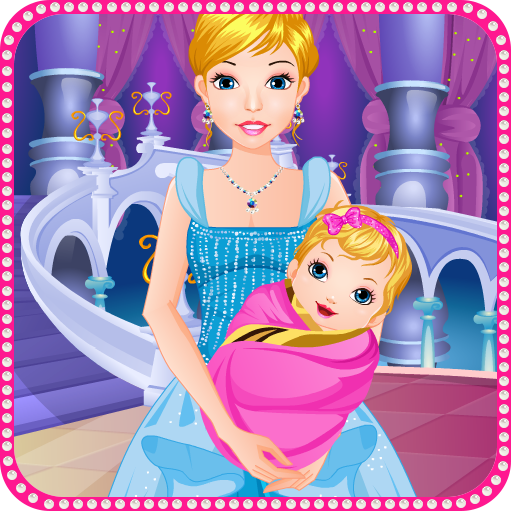 Cinderella gives birth games (game)