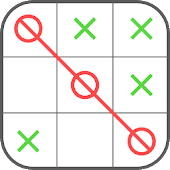 Tic Tac Toe Multiplayer Board Game  O or X