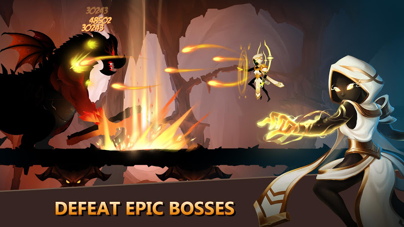 Stickman Legends: Shadow War Offline Fighting Game Screenshot 3