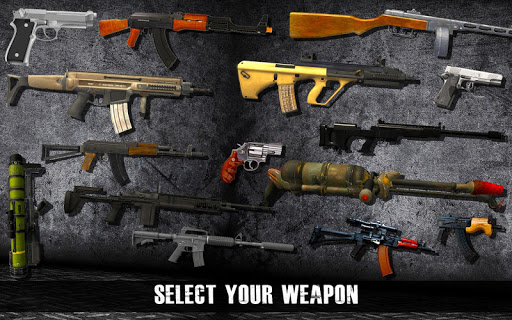 Zombie Shooter - Survival Games  screenshots 6