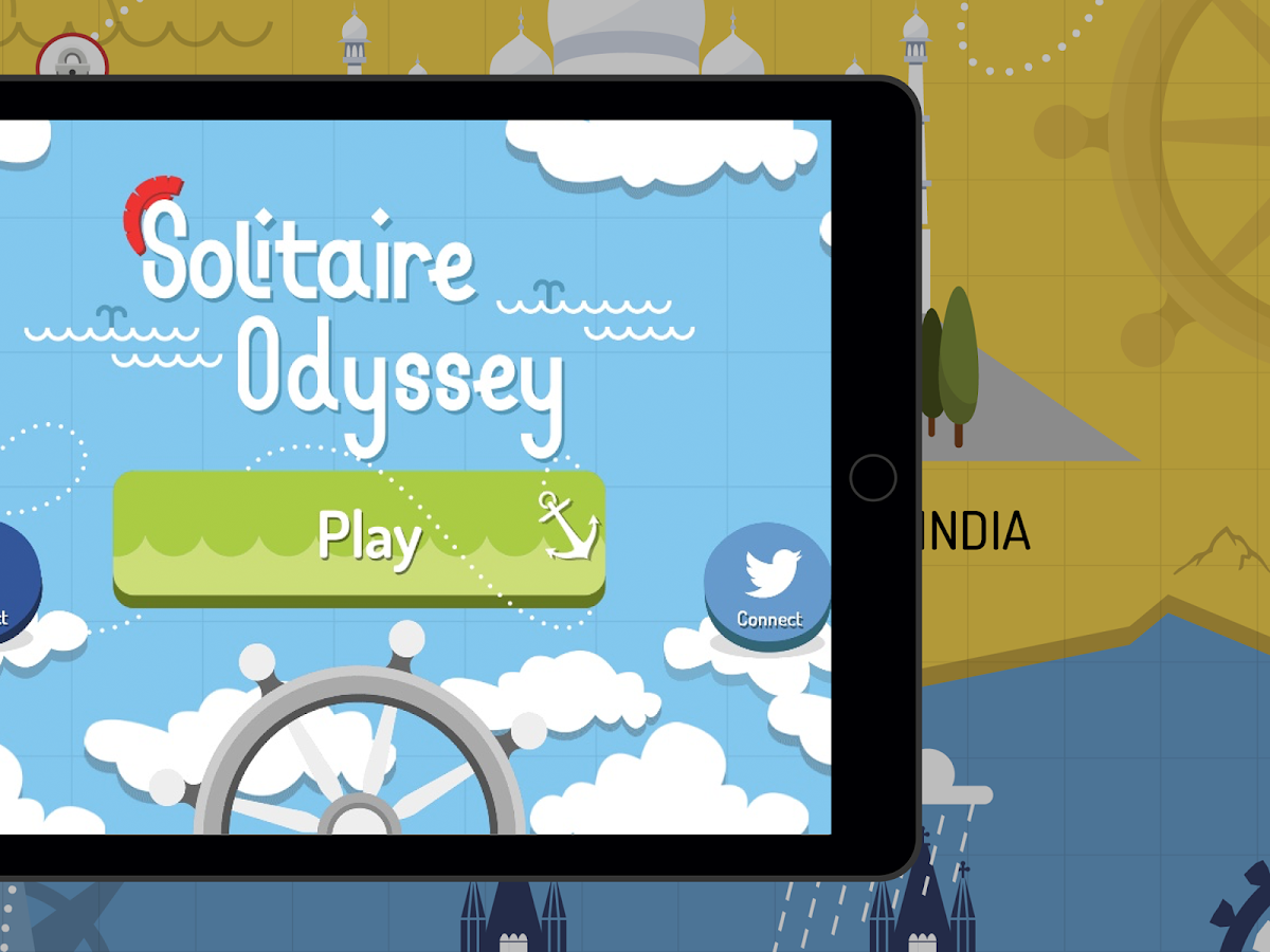 Solitaire Odyssey- screenshot
