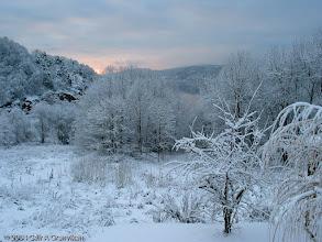 Photo: Winter in Hyggen, outside Drammen