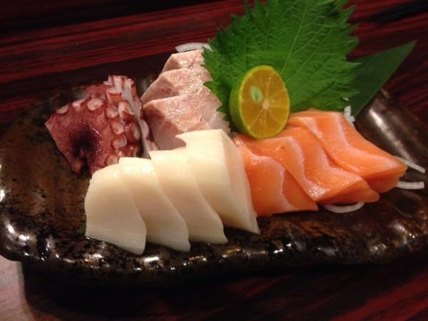 [新北新莊] 好想吃沙西米♥『鮭鮮人』♥就決定是你了 @ ✎菜菜子的美食手札ⓝⓞⓣⓔ