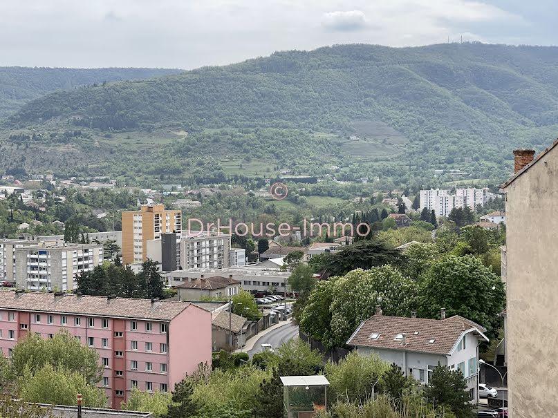 Vente appartement 4 pièces 47 m² à Privas (07000), 47 500 €