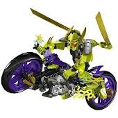 Hero Fac Toys