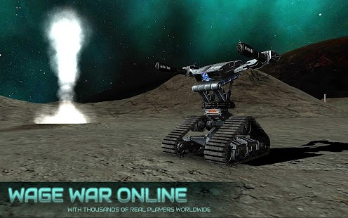Robokrieg - Robot War Online- screenshot thumbnail