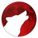 Red Moon - Screen Filter icon