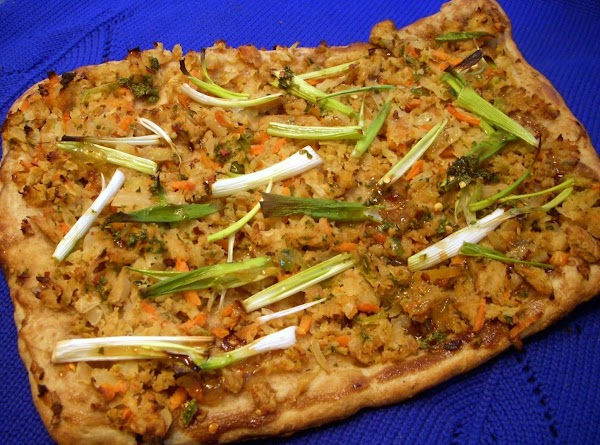 The Unrolled Eggroll Pizza Recipe