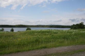 Photo: Vuorijärvi välkkyi