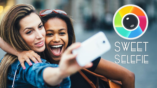 Sweet Selfie - selfie camera,beauty cam,photo edit app (apk) free download for Android/PC/Windows screenshot
