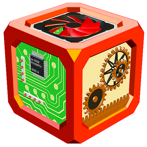 puzzle box: logic game