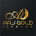 Aaj Gold - One Gram Gold Jewellery Wholesaler App icon