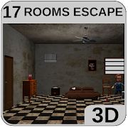 3D Escape Games-Puzzle Residence 1