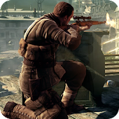 Sniper Assassin World War Game