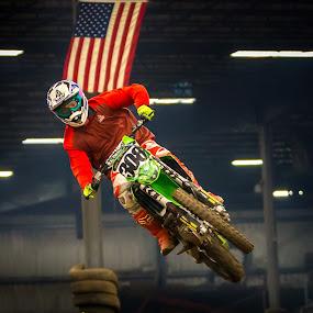 308 by Kenton Knutson - Sports & Fitness Motorsports ( motocross, indoormx, arenacross, mx, dirt )
