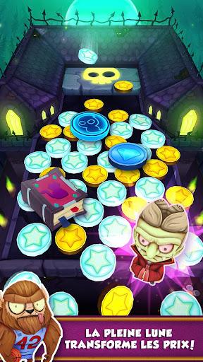 Code Triche Coin Dozer: Haunted APK MOD (Astuce) screenshots 3