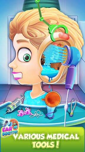 Ear Doctor Hospital Games 1.0 screenshots 1
