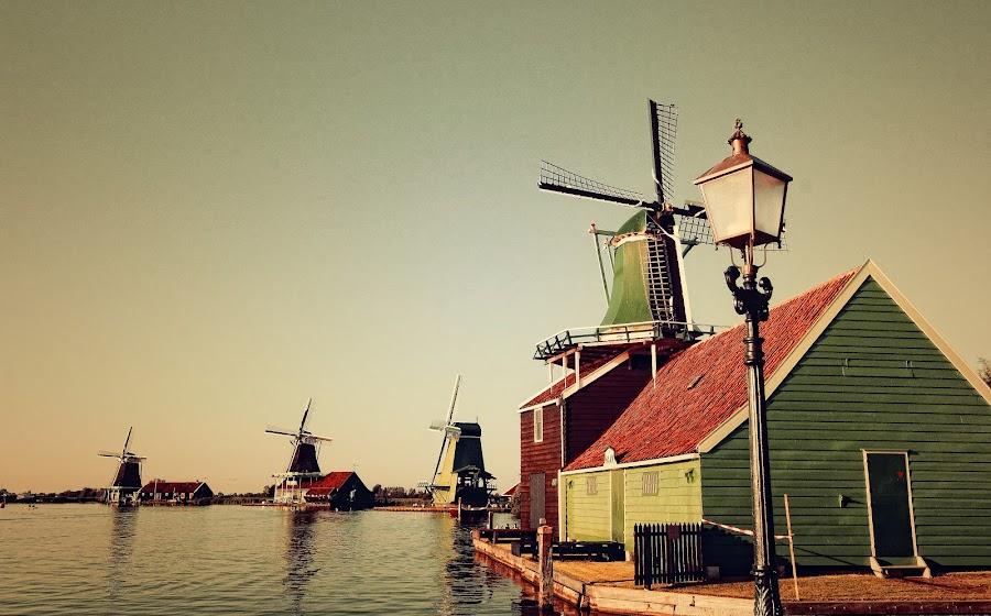windmill by Muhammad Fariz - Buildings & Architecture Public & Historical