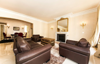 Near Champs Elysees and the Seine 190 sqm 3 bedroom designer apartment