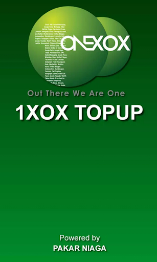 ONEXOX 1XOX TOPUP