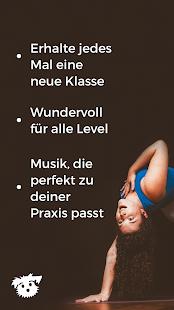 Down Dog | Großartige Yogaklassen überall Screenshot