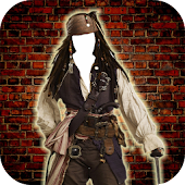 Pirate Costume Photo Editor