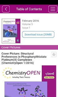 ChemistryOpen- screenshot thumbnail