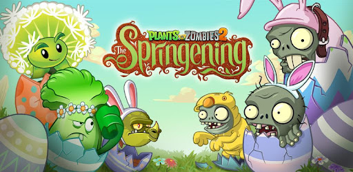 Plants vs. Zombies 2 game (apk) free download for Android/PC/Windows screenshot